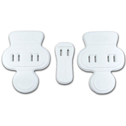 Champro Adult 3 Piece Slotted Hip Pad Set