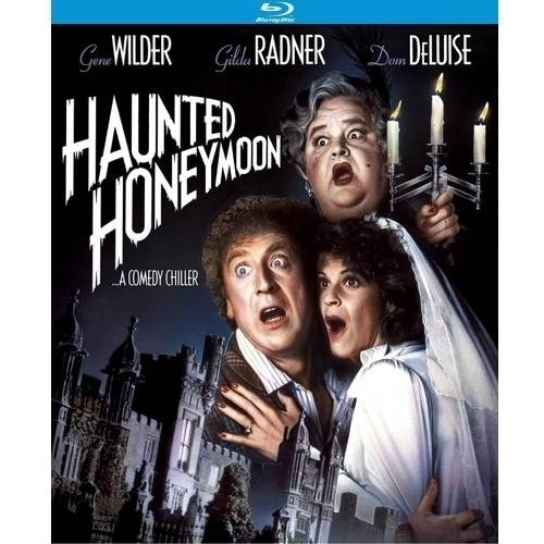 Haunted Honeymoon (Blu-ray) KICBRK20328