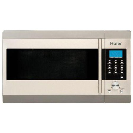 Haier HMC1285SESS - Microwave oven with convection and grill ...