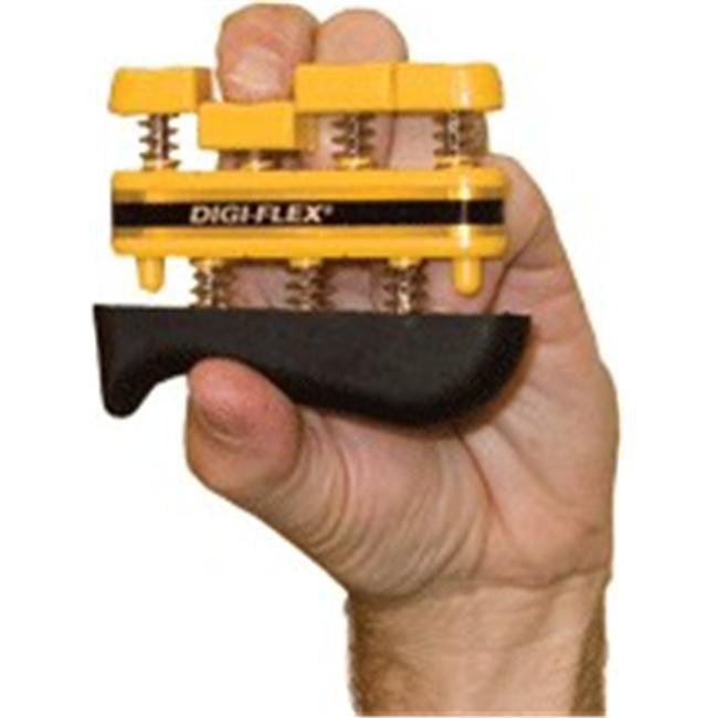 Fabrication Enterprises FAB244YEL Cando Digi-Flex Finger Exerciser