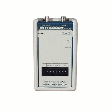 BK Precision 3003 10 MHz Handheld Battery Operated Sine & Square Wave Generator