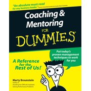 For Dummies: Coaching and Mentoring for Dummies (Paperback)