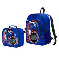 "Florida Gators ""Accelerator"" Backpack and Lunch Kit Set"