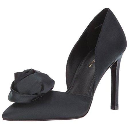 Pelle Moda Womens Dorsey Silk Pointed Toe D