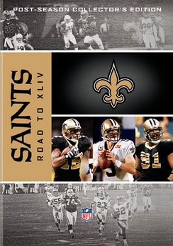 NFL: Road To Super Bowl 44   New Orleans Saints (DVD) by WARNER HOME VIDEO