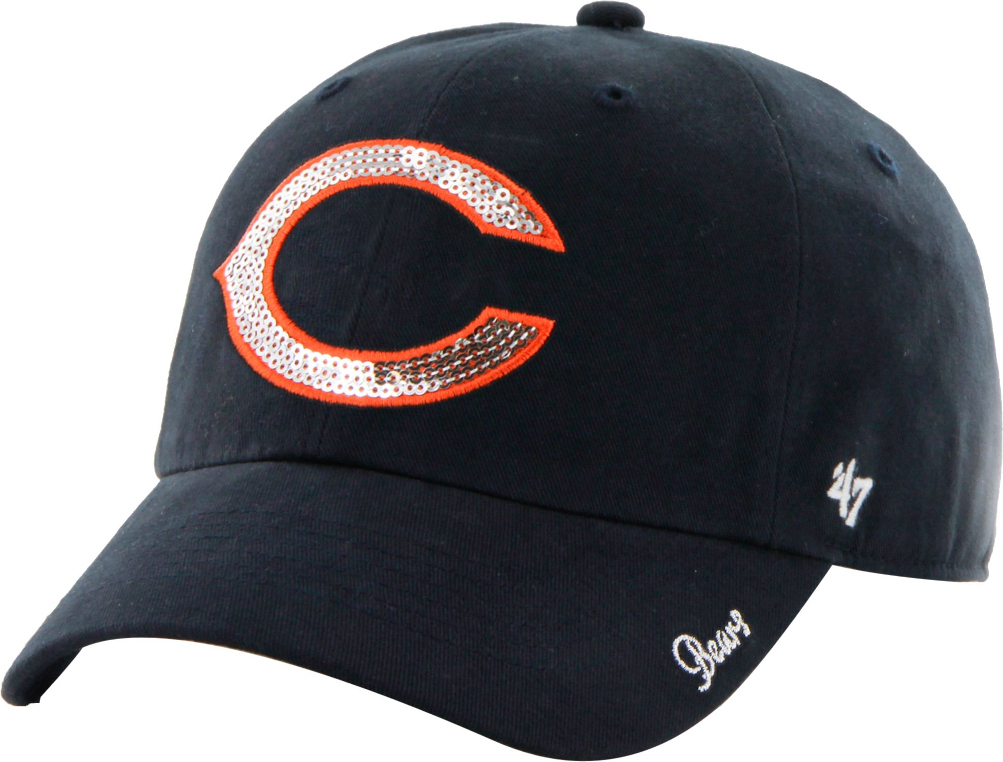 closeout womens chicago bears hat 18fc7 ff2de