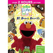 Sesame Street Elmo's World: All About Animals by