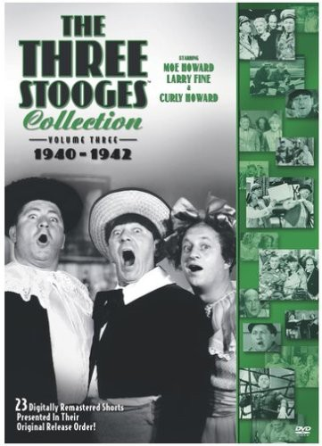 The Three Stooges Collection: Volume 3: 1940-1942 by SONY PICTURES HOME ENT