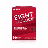 Eight O'Clock The Original K-cup Coffee Pods 24 Ct.