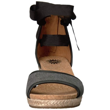 c0b6aacac34 UGG Women's Amell Wedge Sandal | Walmart Canada