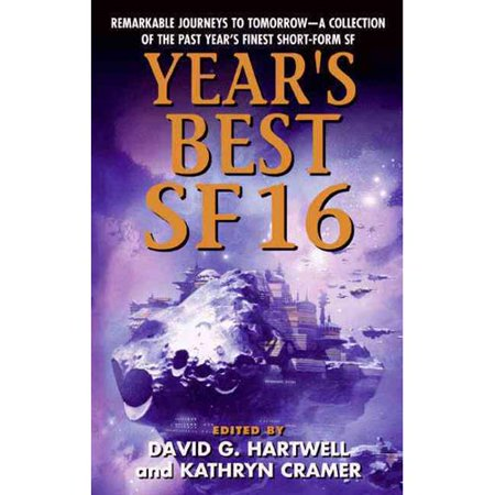Years Best SF 16 by