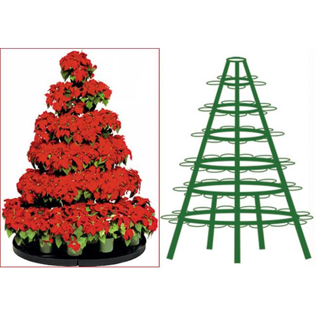 Creative Displays 106FB 6.5 ft. Full Round Tree Rack