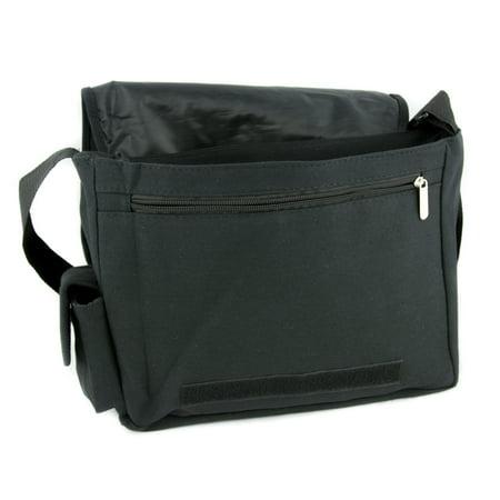 Dysfunctional Doll Leviathan Cross Crux Sat Messenger Bag Crossbody Handbag Black Sulphur