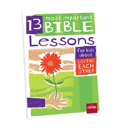 13 Most Important Bible Lessons for Kids About Loving Each Other - Halloween Lessons For Children's Church