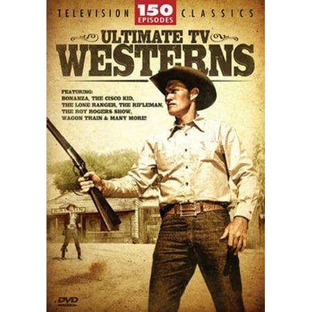 Ultimate TV Westerns 150 Movie Pack (DVD)