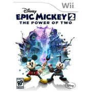 Epic Mickey 2 The Power of Two (Wii)