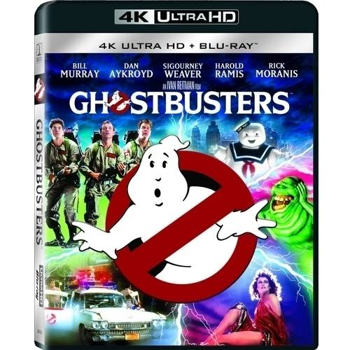 Ghostbusters (4K UltraHD   Blu-ray) (With INSTAWATCH)