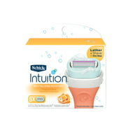 Schick Intuition Revitalizing Moisture Women's Razor Refills, 3 Ct