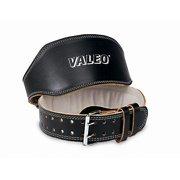 Valeo Padded Leather Lifting Belt 4-inch,  ExtraLarge