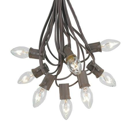 novelty lights c7 christmas lights set indooroutdoor christmas light string christmas tree