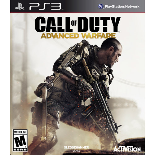 Call of Duty: Advanced Warfare (PS3)