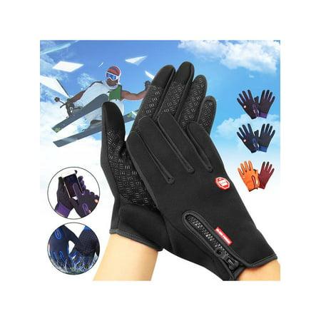 8bcd6fcd6 Unisex Men Women Winter Warm Windproof Waterproof Anti-slip Thermal ...