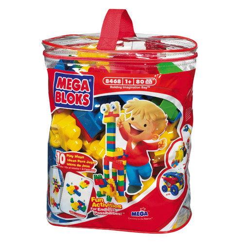 Mega Brands Mega Bloks Bag 80 in Classic