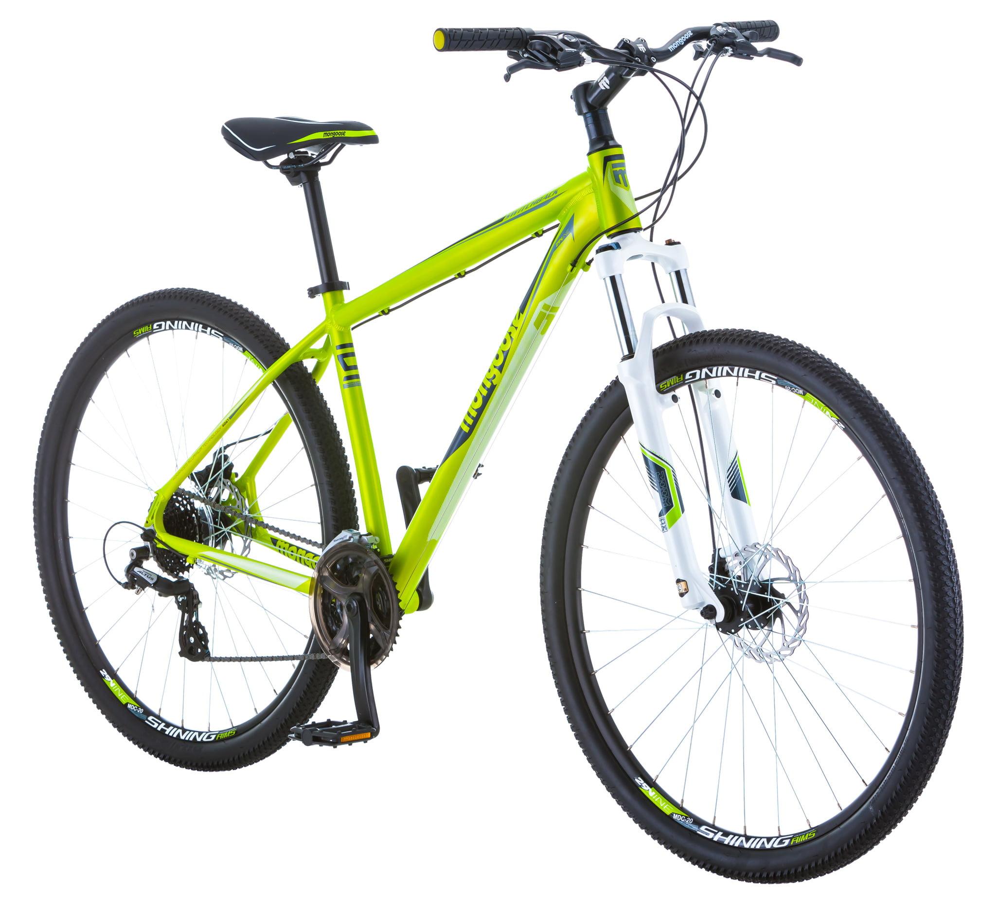 """29"""" Mongoose Switchback Men's Mountain Bike"""