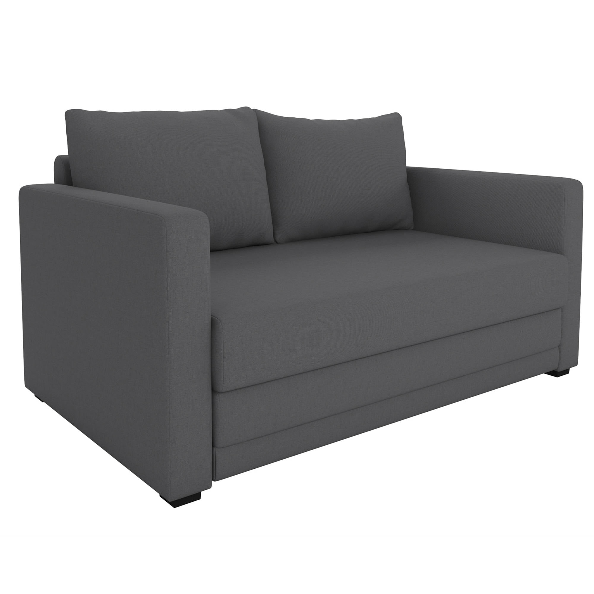 Mainstays Flip Sofa Sleeper Chair Multiple Colors Walmart