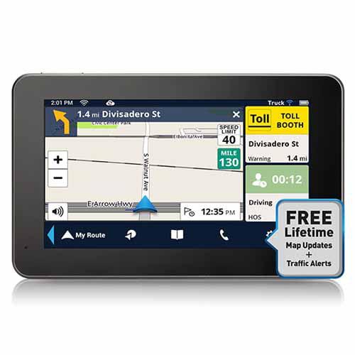 """Magellan RoadMate RC9485T-LMB 7"" Automotive GPS"" by MAGELLAN"