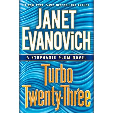 Turbo Twenty Three A Stephanie Plum Novel