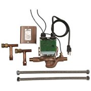 Oncommand 006 Circulator Pump, 1/2 In. Male Npt With Plumbing Kit, 1/25 Hp