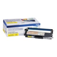 Brother TN315 4-Color High Yield Toner Cartridge Set
