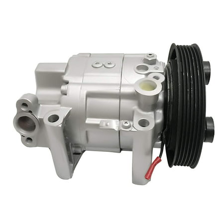 RYC Remanufactured AC Compressor and A/C Clutch EG474 Fits 1998, 1999 Nissan Sentra - Grille 1999 Nissan Sentra
