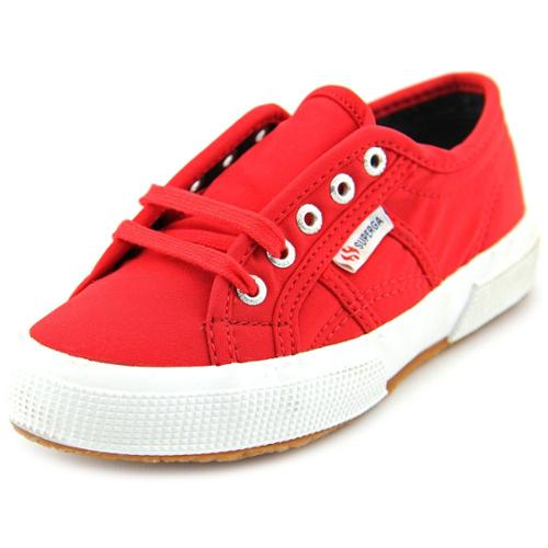Superga Cold Buster Youth US 12.5 Red Sneakers