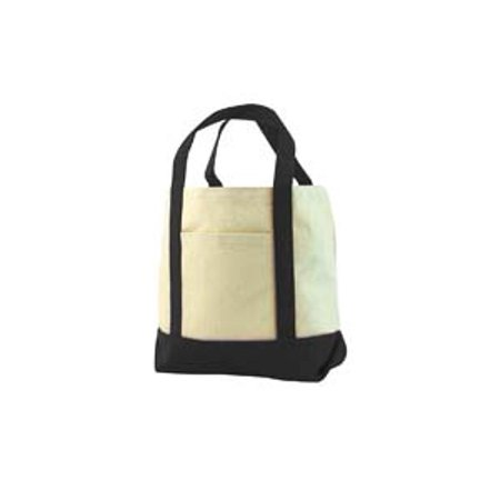 Liberty Bags Seaside Cotton Canvas Tote Cotton Sling Tote Bag