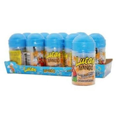 LUCAS Mango Mexican Candy ()