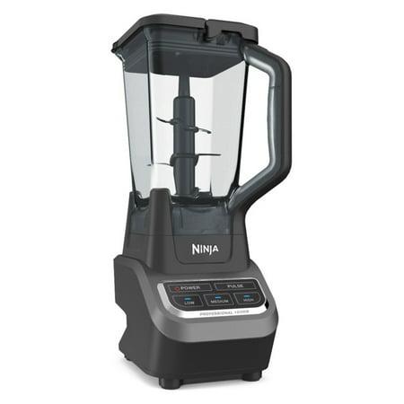 ninja professional 1000 watt blender bl610 walmart com