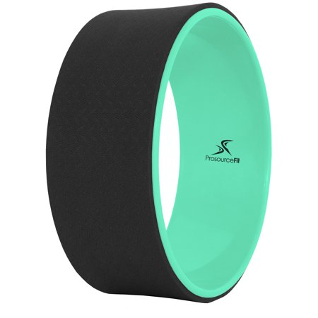 ProsourceFit Yoga Wheel for Stretching/Support for Yoga Poses & Backbends