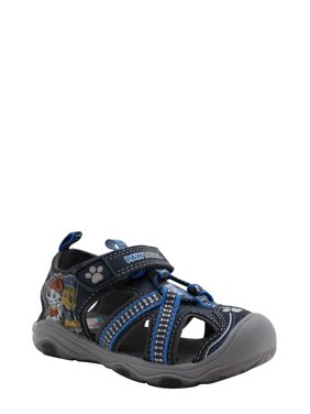 Paw Patrol Closed Toe Boys Adventure Sandals (Toddler Boys)