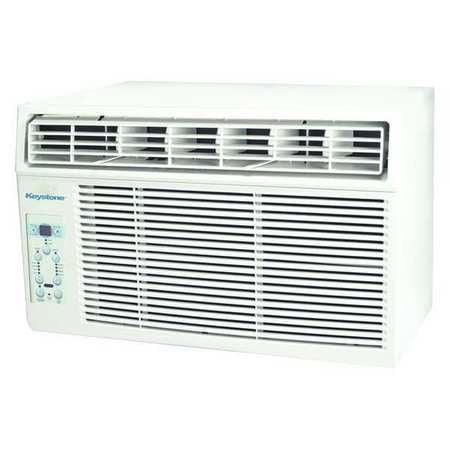 KEYSTONE KSTAW10B Window Air Conditioner,10000 BTU,115V G0475161