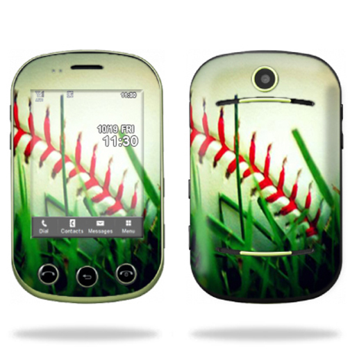 Mightyskins Protective Skin Decal Cover for Pantech Pursuit II 2 Cell Phone wrap sticker skins Softball