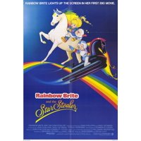 Rainbow Brite and the Star Stealer (1985) 27x40 Movie Poster