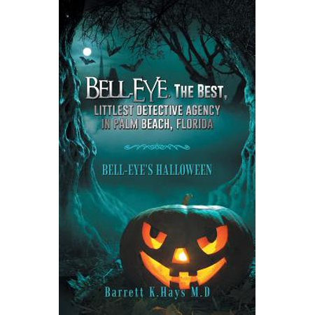 Bell-Eye, the Best, Littlest Detective Agency in Palm Beach, Florida : Bell-Eye's - Disneyland Florida Halloween