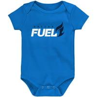 Dallas Fuel Infant Overwatch League Team Identity Bodysuit - Blue