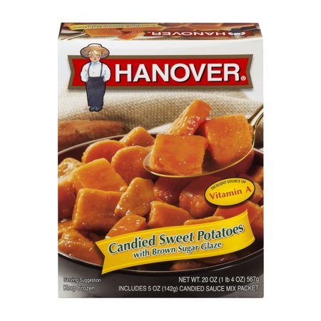 Hanover Candied Sweet Potatoes with Brown Sugar Glaze, 20.0 OZ ...