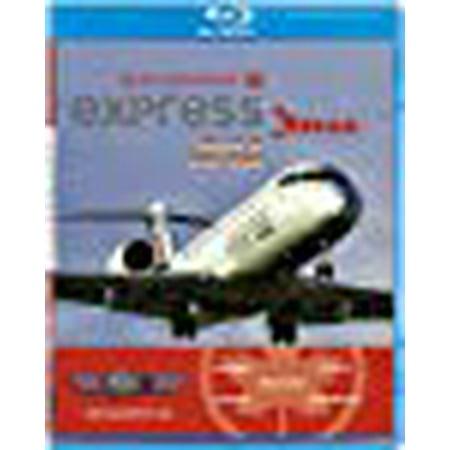 Air Canada Express by Jazz (West Coast) CRJ-200 & Dash 8 [Blu-ray] (Gemini 200 Dash 8)