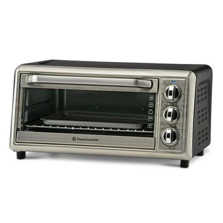 - Toastmaster 6-Slice Toaster Oven