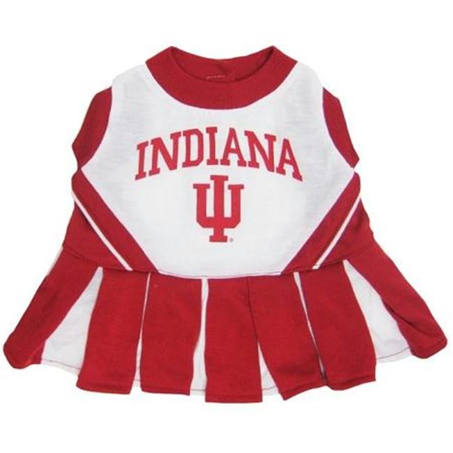 Pets First IUCLO-M Indiana Hoosiers Cheer Leading MD