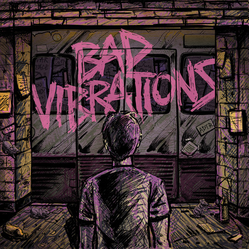 Day to Remember - Bad Vibrations [Vinyl]